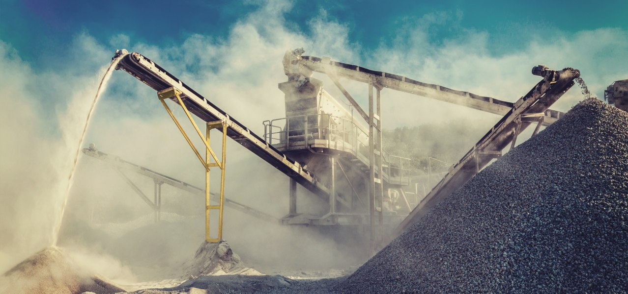 DFT Pit and Quarry Industry